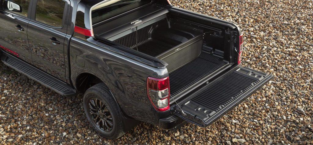 Ford Ranger Thunder load box