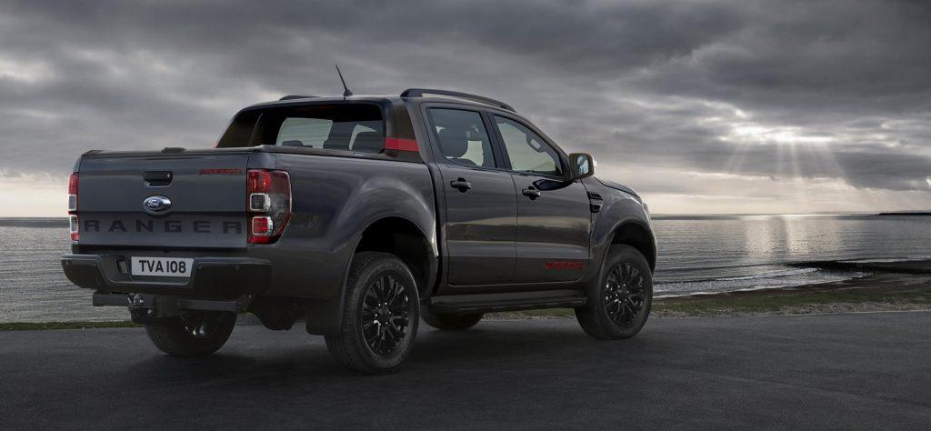 Ford Ranger Thunder rear