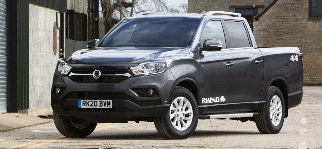 SsangYong Musso LWB Review