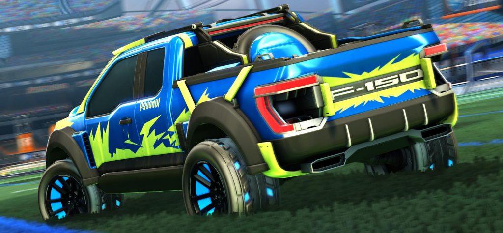 Ford F-150 Rocket League Edition