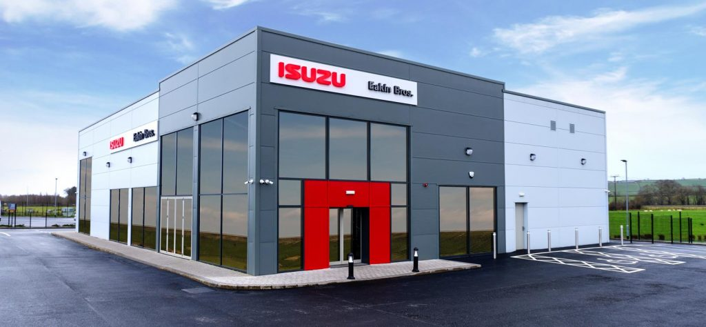 The Isuzu dealer network is growing as recognised in the awards ceremony