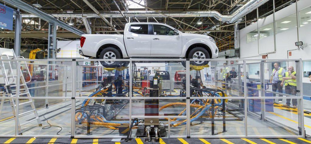Nissan Navara factory as model axed