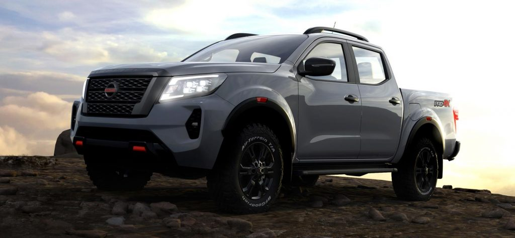 Nissan Navara Axed