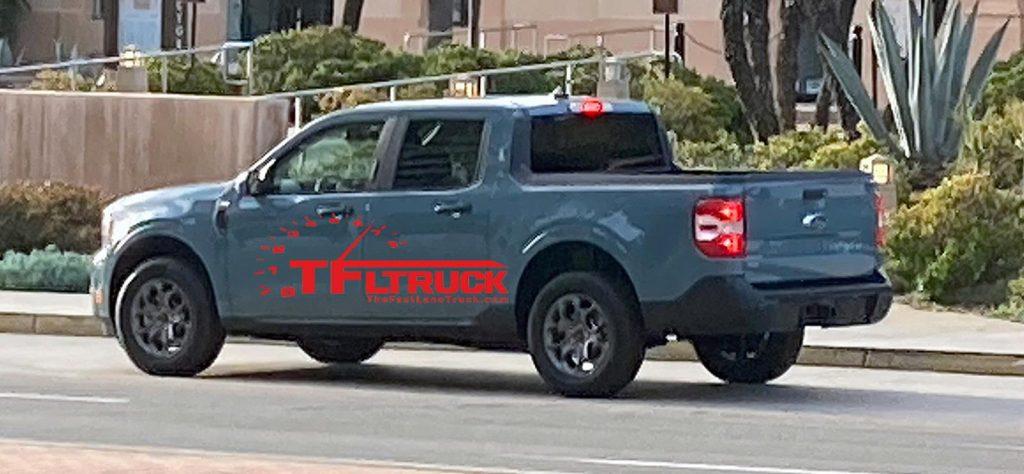 Ford Maverick compact pickup