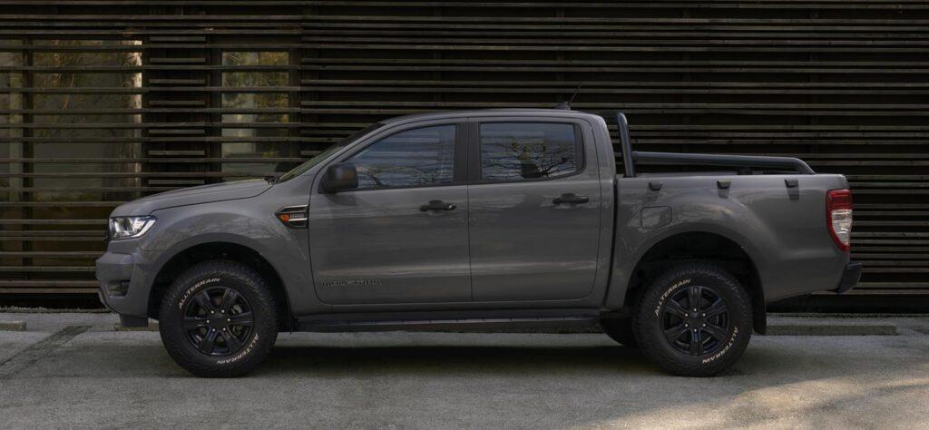 Ford Ranger Wolftrak pickup truck